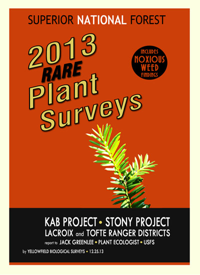 Botany Surveys